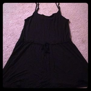 Simple Black H&M romper